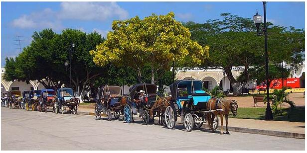 FLIGHTS, ACCOMMODATION AND MOVEMENT IN MERIDA