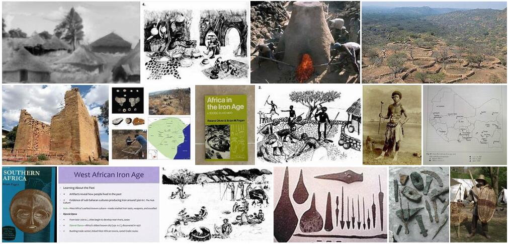 The African Iron Age