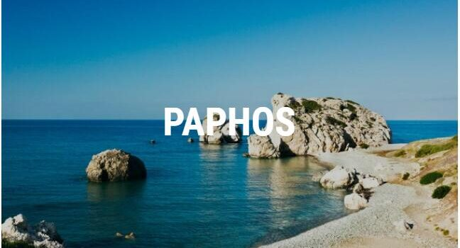 Paphos – City of Aphrodite