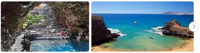 El Hierro, Gran Canaria and Lanzarote
