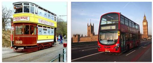 England Transportation