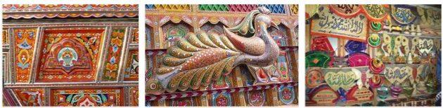Pakistani Arts