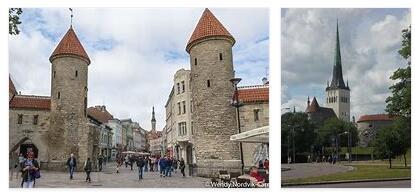 Tallinn Old Town (World Heritage)