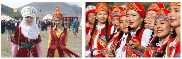 Kyrgyzstan People and Culture