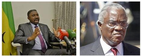 Sao Tome and Principe Politics